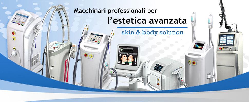 macchinari professionali estetica avanzata - Beautymedlux